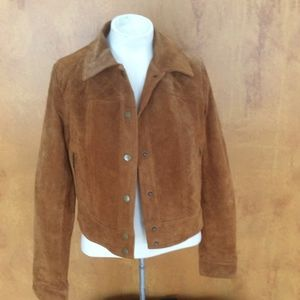 Forever 21 Leather Jacket-NWT Size Small